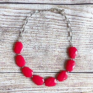 NWOT.  Cute Statement Necklace